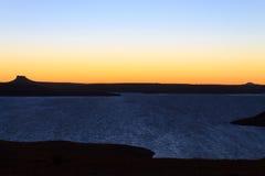 Réserve naturelle de barrage de Sterkfontein Photo stock