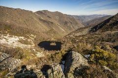 Réserve naturelle de Muniellos, Espagne photos libres de droits