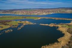 Réserve naturelle protégée Image stock