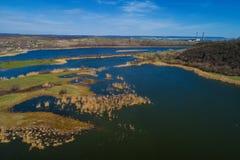 Réserve naturelle protégée Photographie stock