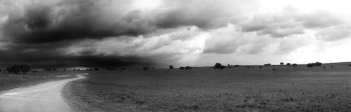 réserve panoramique de nature Images libres de droits