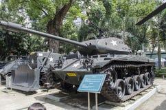 Réservoir au musée de guerre Images libres de droits