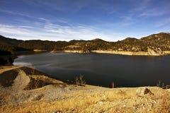 Réservoir brut du Colorado images libres de droits