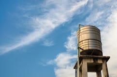 Réservoir d'eau Photos libres de droits