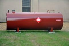 Réservoir de carburant Photographie stock libre de droits