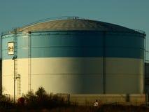 Réservoir de carburant Photo libre de droits