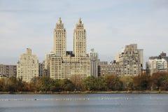 Réservoir de Central Park Image libre de droits