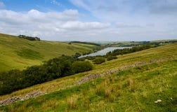 Réservoir de Cray – Pays de Galles, Royaume-Uni image stock