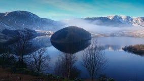 Réservoir de Haweswater, parc national de secteur anglais de lac Photo stock