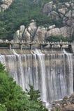Réservoir de Longtan Images stock