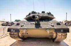 Réservoir de Merkava IV Israel Defence Forces Main Battle images libres de droits