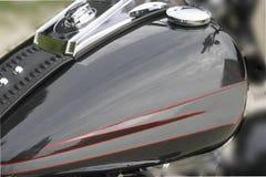 Réservoir de moto Image stock