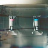 Réservoir de refroidisseur d'eau Photographie stock libre de droits