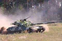 Réservoir de T-64BM Bulat Photos stock