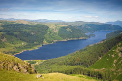 Réservoir de Thirlmere Photo stock
