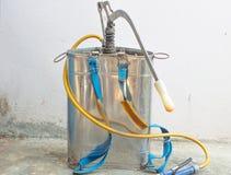 Réservoir de vaporisateurs d'insecticide Photographie stock