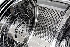 Réservoir inoxydable de machine à laver pour le fond Image libre de droits