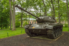 Réservoir léger de M41A3 Walker Bulldog Photo stock