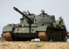 Réservoir militaire image libre de droits