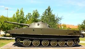Réservoir militaire Image stock