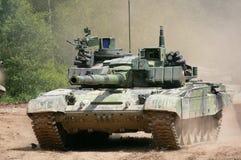 Réservoir russe T-72 Photo libre de droits