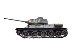 Réservoir t-34 Photo libre de droits
