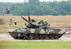 Réservoir T-80 Image stock