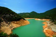 Réservoirs de Tai Tam Images stock
