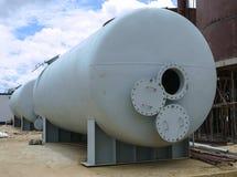 Réservoirs industriels Photographie stock