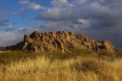 Réservoirs le Texas de Hueco Photographie stock libre de droits