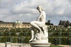 Résidence d'été des rois allemands Photo libre de droits
