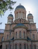 Résidence de la métropolitaine de Bukovynian image stock