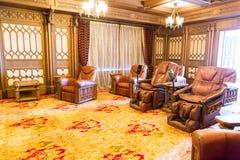 Résidence de Mezhigirya de Yanukovich photo stock