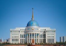 Résidence de président kazakh photo stock