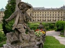 Résidence de Wurtzbourg image stock