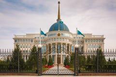 Résidence du président de la République du Kazakhstan Ak Orda à Astana, Kazakhstan photos libres de droits