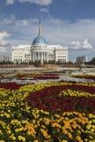 Résidence du président de la République du Kazakhstan Ak Orda à Astana image stock