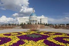 Résidence du président de la République du Kazakhstan Ak Orda à Astana photo libre de droits