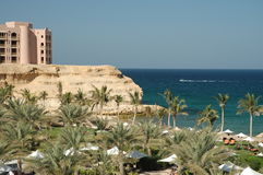Résidence en Oman photographie stock libre de droits