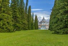 Résidence royale russe dans Oranienbaum, Russie photographie stock