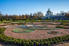 Résidence royale russe Oranienbaum photographie stock