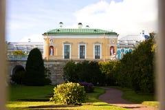 Résidence royale Russie pushkin photos stock