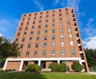 Résidence universitaire Eggers à ASU photos stock