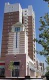 résidentiel moderne de zone Image stock