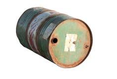 résidu pétrolier Photographie stock