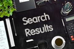 Résultats de recherche - texte sur le tableau noir rendu 3d Photo stock