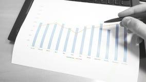 Résultats des autocollants d'entreprise de document de concept de société Image stock