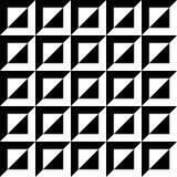 Résumé biseauté, modèle de relief, backgro géométrique monochrome Image stock
