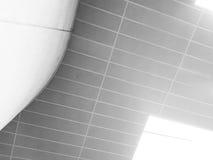 Résumé d'un plafond Photo libre de droits