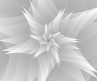 Résumé des étoiles blanches Photo stock